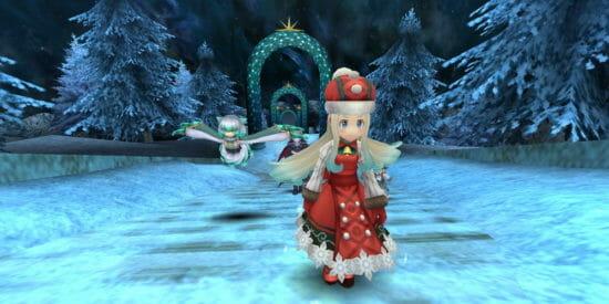 MMORPG「トーラムオンライン」クリスマスイベント2020が開催!靴下を飾るとサンタから毎日プレゼント