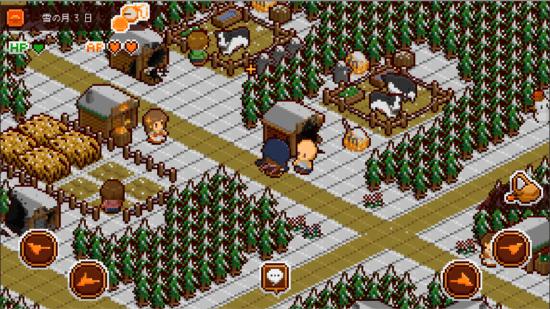 絵の街を復興させるスマホのシミュレーションゲーム「Dottania(ドッタニア)」がリリース