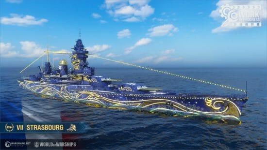 「World of Warships」年末年始イベント開催!超ド級戦艦「肥前」が登場!