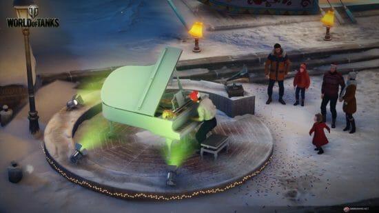 PC版「World of Tanks」10周年記念!ハリウッド俳優「チャック・ノリス」がWOT大使に就任!