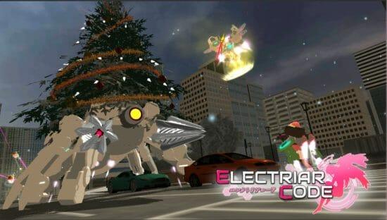 クリスマス装備が登場!「エレクトリアコード」に新サブストーリー「聖夜のイルミネーション」が追加!