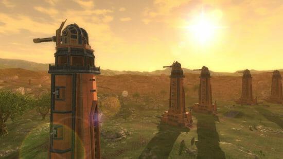 超大型国産MMORPG「ETERNAL(エターナル)」で最大200人の大規模GvG大会の開催が決定!