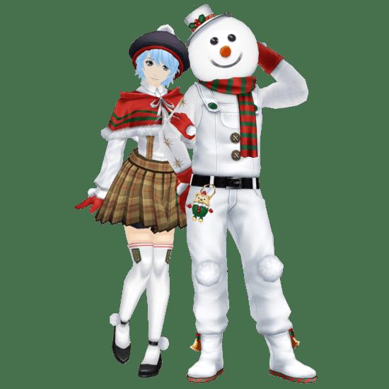 「禍つヴァールハイト -ZUERST-」第9話のあらすじとカットを公開、ゲーム内ではクリスマスイベントが開始!