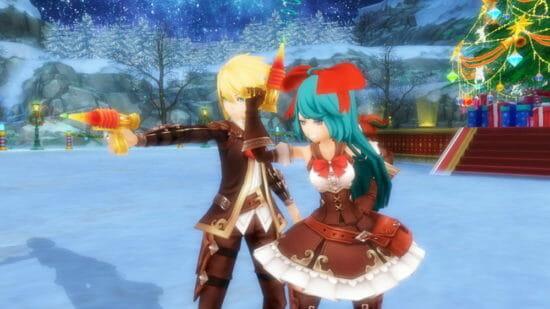 「アルケミアストーリー」でクリスマスイベント「星の彼方の来訪者」開催中!
