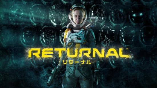 新感覚ローグライクTPS「Returnal」がPS5で2021年3月19日に発売!