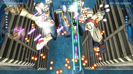 戦闘ヘリを操作する全方位シューティング「ゼロガンナー2」がSteamで配信開始!
