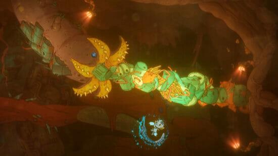 深海廃棄生物と戦う探索型2Dアクション、「棄海:プランティーズアドベンチャー」の体験版が2月4日から期間限定で配信開始!