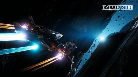 宇宙船オープンワールドゲーム「EVERSPACE 2」のSteam版早期アクセスが1月18日から開始!