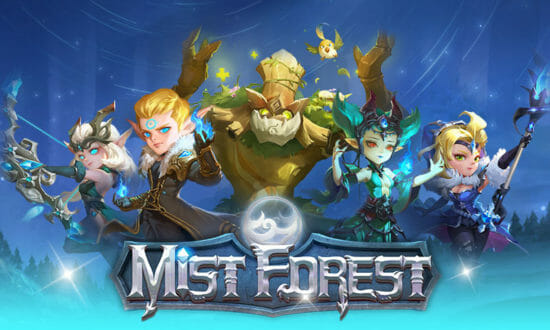 魔法の世界で冒険の旅に出よう!放置型アドベンチャーRPG「Mist Forest」が1月6日から配信開始!