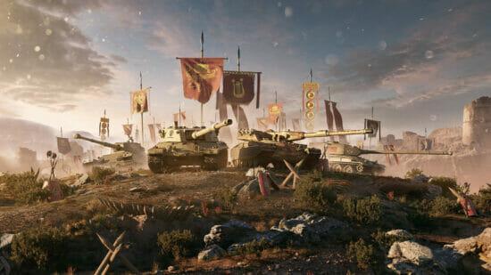 PC版「World of Tanks」でイタリア重戦車が登場!小隊システムも2.0へアップグレード