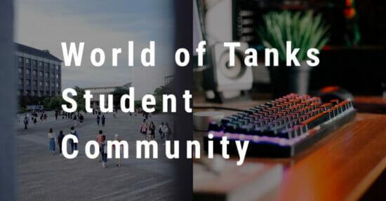 「World of Tanks 学生コミュニティ」初のイベントが2月22日に開催!にじさんじ所属ライバー「叶」がゲスト出演