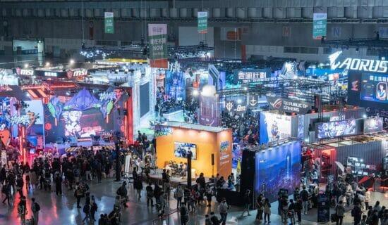 「2021年台北ゲームショウ」が無事閉幕、防疫措置で新しい展示会のモデルに