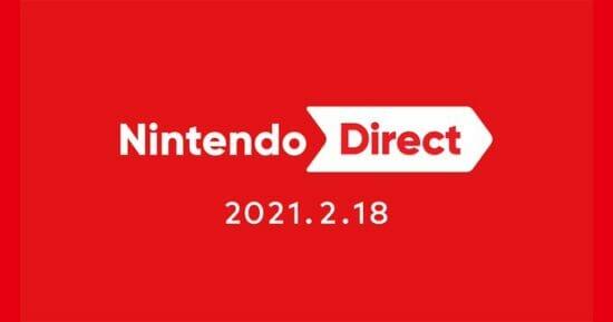 「Nintendo Direct」が2月18日午前7時から配信決定!Switchの新作ソフトや「スマブラ SP」の最新情報を発表予定
