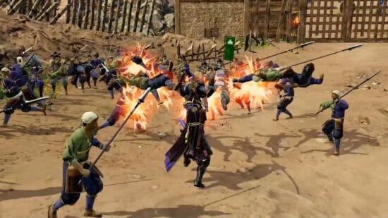 「戦国無双5」が2021年夏に発売決定!キャラクターデザインやビジュアル表現を一新