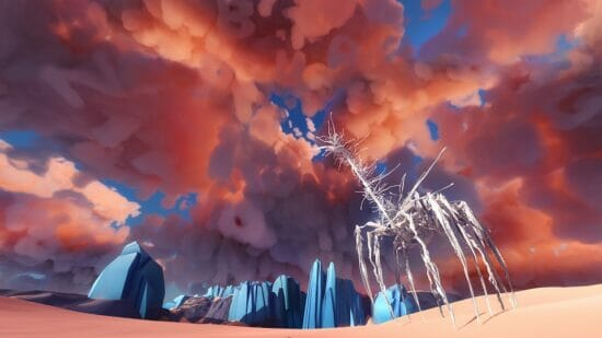 PS VR「ペーパービースト」が3月4日に発売決定!奇想天外な世界を探索して謎を解き明かすパズルアドベンチャー