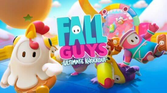 Switch版「Fall Guys: Ultimate Knockout」が2021年夏に発売決定!最大60人の頂点を目指すバトロワパーティーゲーム