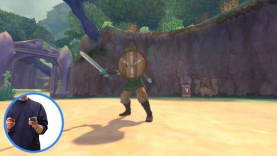 Switch版「ゼルダの伝説 スカイウォーソード HD」が7月16日に発売決定!Joy-Con2本持ちで直観的な操作が可能