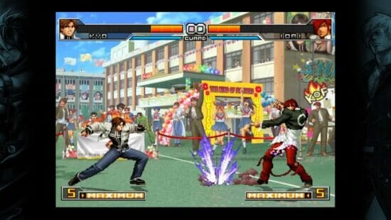 PS4「KOF 2002 UM」のDL版が2月9日から先行発売!グラフィックやBGMを一新し、オンライン対戦もより快適に
