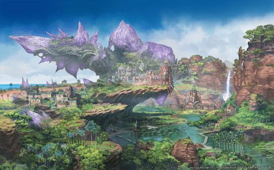 「ファイナルファンタジーXIV」の最新拡張パッケージ 「暁月のフィナーレ」が2021年秋に発売決定!