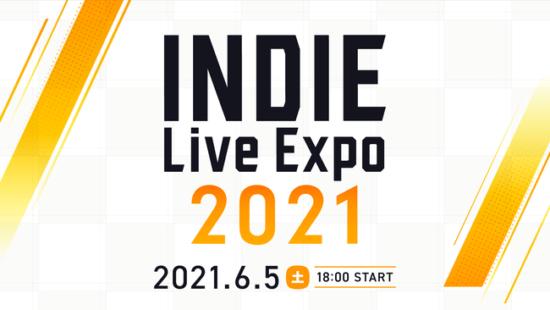 インディゲームのための情報番組「INDIE Live Expo」が6月5日に配信決定!ゲーム出展のエントリー受付も開始