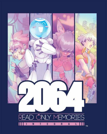 Switch「2064 リードオンリーメモリーズ インテグラル」のパッケージ版が4月15日に発売!住人と交流して謎を解くサイバーパンクアドベンチャー