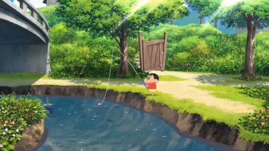 Switch「クレヨンしんちゃん オラと博士の夏休み~おわらない七日間の旅~」が2021年夏に発売決定!忍者や恐竜と出会う不思議な夏休みを描くアドベンチャー