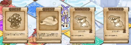 「100%おれんじじゅ~すっ!」に新ゲームモード「バウンティハント」が実装!すごろくで対戦し勝利を目指すボードゲーム