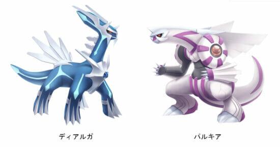 Switch「ポケットモンスター ブリリアントダイヤモンド・シャイニングパール」が2021年冬に発売決定!