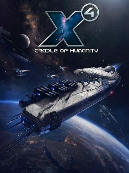 「X4」シリーズの拡張版DLC「X4: Cradle of Humanity」が配信開始!宇宙を舞台に大規模な艦隊を築き上げるスペースシミュレーション