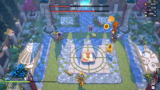 Steam向け「NIGATE TALE」の早期アクセスが開始!モンスター娘と一緒に戦うローグライク・ハクスラゲーム