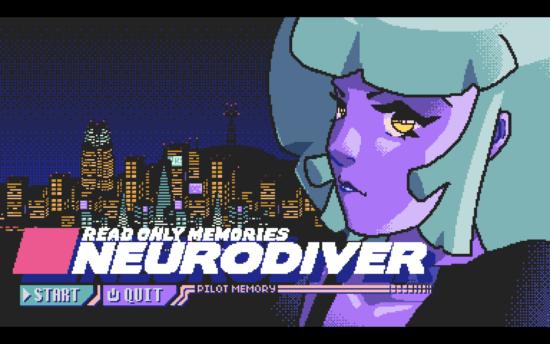 サイバーパンクアドベンチャー「リードオンリーメモリーズ:ニューロダイバー」が2022年に発売決定!PC向けの体験版も配信