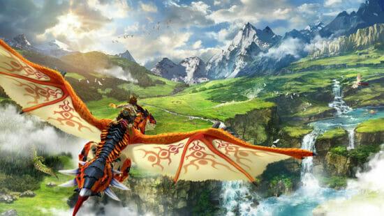 「モンスターハンターストーリーズ2 ~破滅の翼~」が7月9日に発売決定!すべてのリオレウスが去った世界で「破滅の翼」をめぐる新作RPG