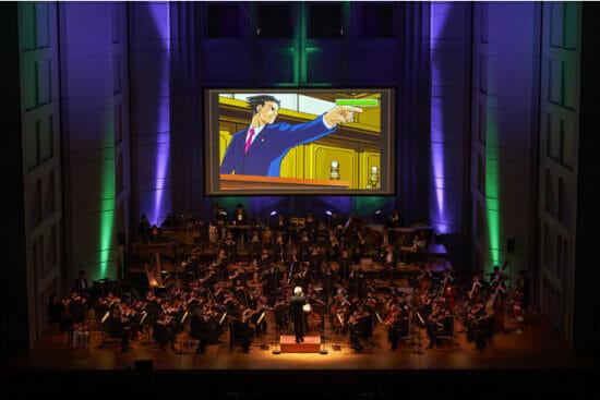 「逆転裁判オーケストラコンサート」が4月10日にオンラインで配信決定!Twitterのファン投票によって演奏曲が決まるコーナーも