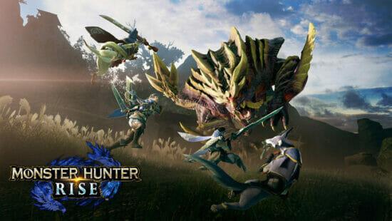 Switch「モンスターハンターライズ」が発売開始!「百竜夜行」に挑むカムラの里を舞台に、かつてない狩猟体験を楽しもう!