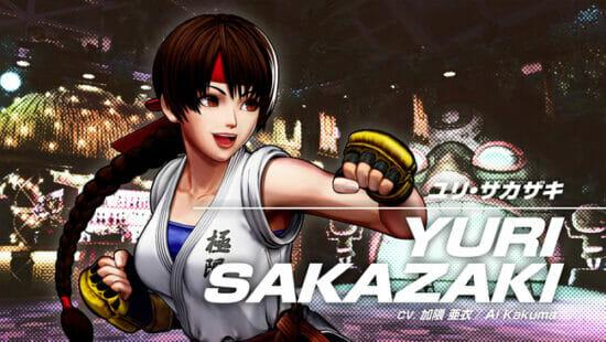 新作対戦格闘ゲーム「THE KING OF FIGHTERS XV」に参戦する「ユリ・サカザキ」のキャラクタートレーラーが公開!