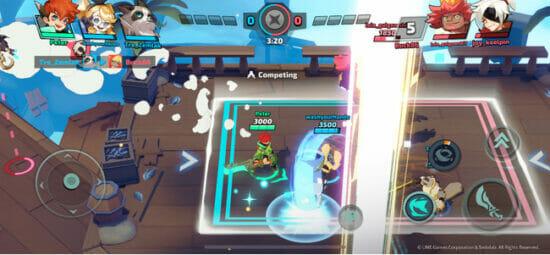 LINE Gamesの新作タイトル「SMASH LEGENDS:スマッシュレジェンド」の事前登録がスタート!3分間で戦うマルチプレイヤーアクション