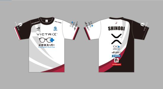 メガネスーパーがeスポーツチーム「忍ism Gaming」とスポンサー契約を締結、若年層にアイケアを啓発