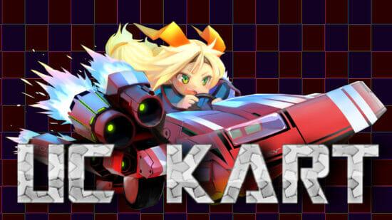 ユニティちゃんのレースゲーム「UC KART」が3月12日から配信開始!オンラインプレイ対応で最大4人で対戦可能