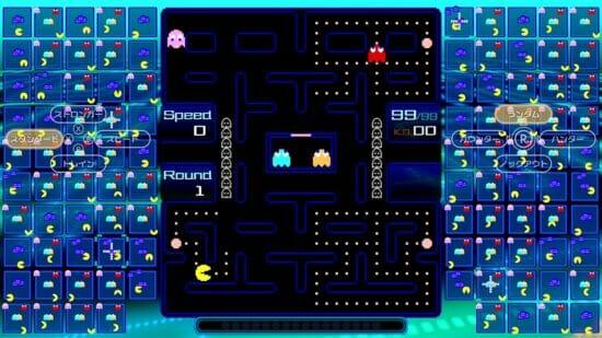 Nintendo Switch Online加入者向け「PAC-MAN 99」が4月8日から配信開始!99人のプレイヤーが「パック…