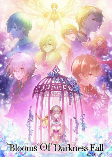 スマホ向け「BloomsOfDarknessFall 〜時空の迷宮〜」の事前登録が開始!7人の王子たちと迷宮を探索する脱出ゲーム
