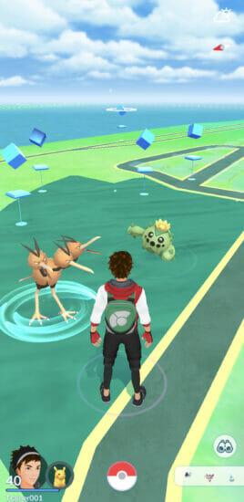「Pokémon GO」と「New ポケモンスナップ」のコラボイベントが4月29日から開催!フシギバナ、ドードリオなど縁のあるポケモンが登場