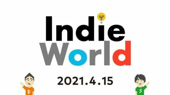 Switch向けインディーゲームの紹介映像「Indie World 2021.4.15」が4月15日10時に公開!今後配信予定のソフトを紹介