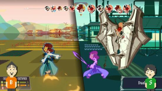 Switch「Cris Tales」が2021年夏に発売決定!過去、現在、未来を操って世界を救うRPG