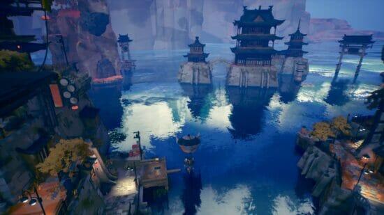 Steam「黄昏ニ眠ル街」が発売開始!東洋の世界観をモチーフとした街を探索する3Dアクションアドベンチャー