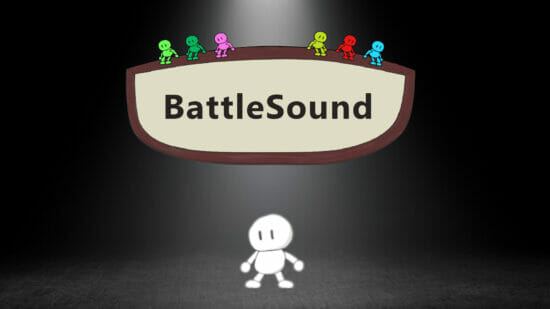 スマホ向けゲーム「BattleSound」のトレーラーが公開!クリプト・オブ・ネクロダンサー風のリズム対戦ゲーム