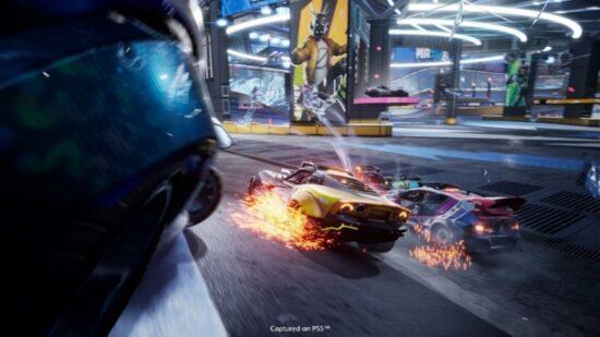 PS5ダウンロードソフト「Destruction AllStars」が発売開始!最大16人でぶつかり合うドライブアクションゲーム
