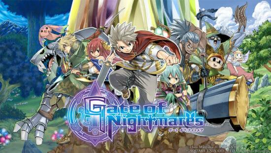 スクウェア・エニックスが新作RPG「Gate of Nightmares(ゲート オブ ナイトメア)」を発表、キャラクターデザインは真島ヒロ氏が担当