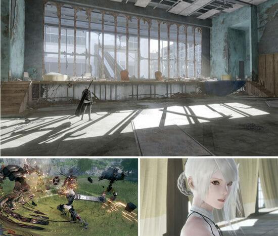 アクションRPG「ニーア レプリカント ver.1.22474487139…」が発売開始!「ニーア オートマタ」の世界が形成された始まりの物語
