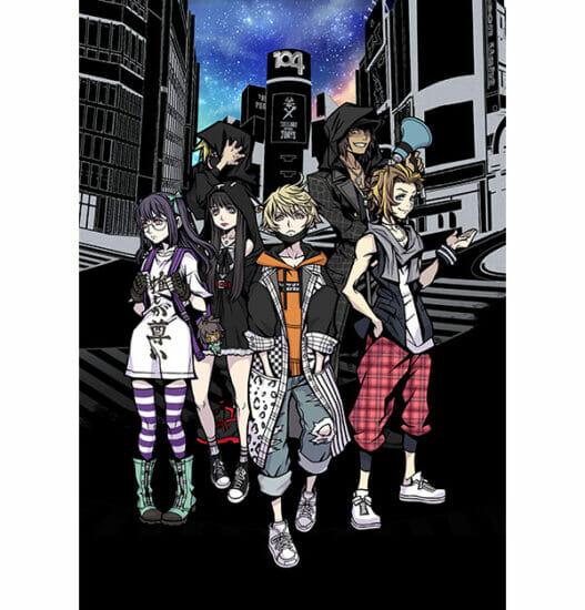 シリーズ最新作「新すばらしきこのせかい」が7月27日に発売決定!独自のアートで再現された渋谷は今作も健在