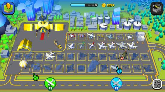 Switch「フライ トゥギャザー!」が4月29日に発売決定!飛行機が衝突しないよう空路を描く飛行機アクションゲーム